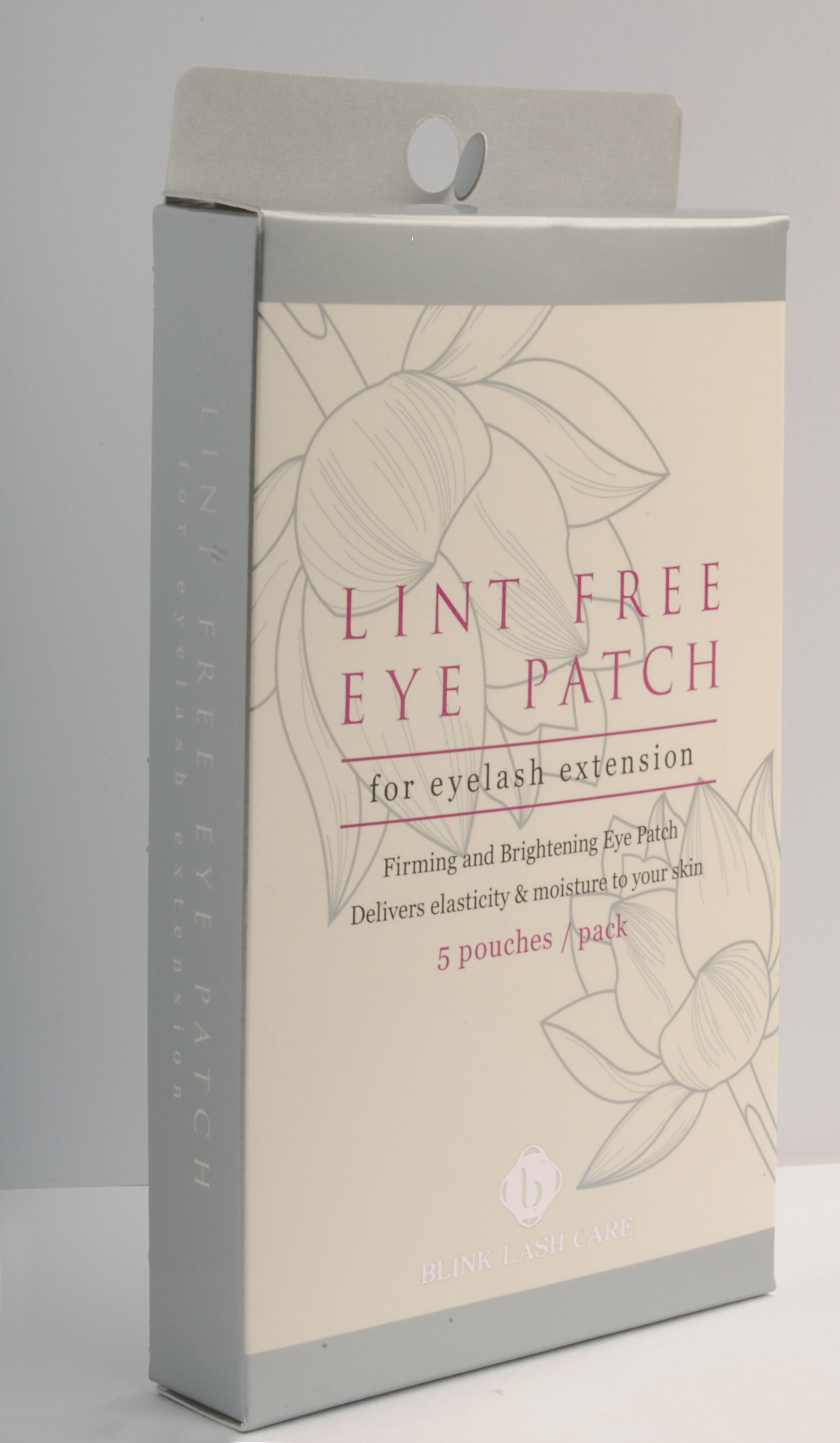 eye lash extension eye pads